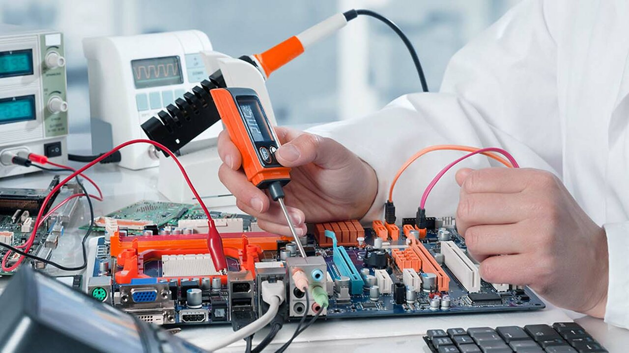 Annual Repair Maintenance Of Electrical And Mechanical Services